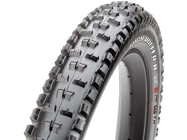 Maxxis HighRoller II+ - Pneu vélo - TR EXO 3C MaxxTerra noir